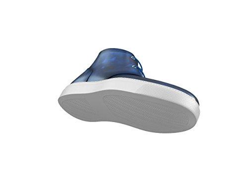DIS - Yuri - Chukka Sneakers - Unisexe Bleu