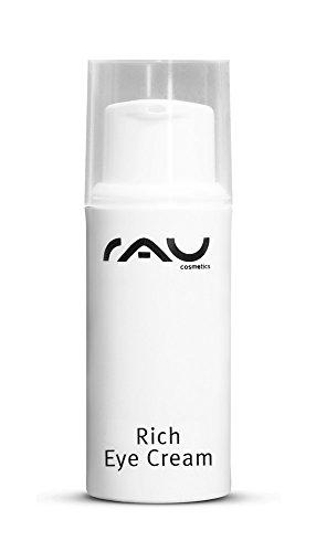 Anti Aging Augencreme - RAU Rich Eye Cream 5 ml - für trockene und empfindliche Haut