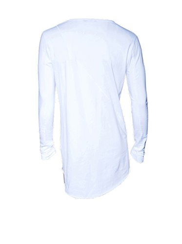 TIGHA Herren Shirt Rowan in Weiss White
