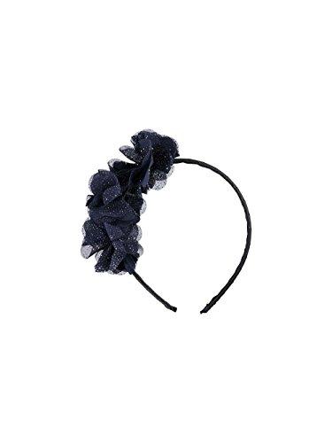 NAME IT Mädchen Haarklammern Blau NKFACC-HIONA Glitzer Haarreif - Größe: OneSize