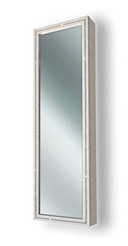 Spiegel Aufbewahrungsbox L. Swarovsky 37x 120x 11,5cm Ahorn (Spiegelschrank Ahorn)