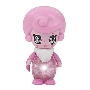 Giochi Preziosi Glimmies GLP00B Figura de Juguete para niños Rosa, Blanco Chica - Figuras de Juguete para niños (Rosa, Blanco, 3 año(s), Chica, China, LR41, 60 mm)