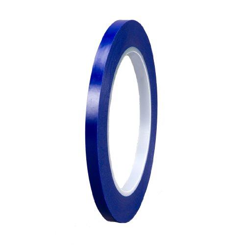 3 M 7100055835 Ruban contours auto-collant, 471 +, 6 mm x 33 m, bleu