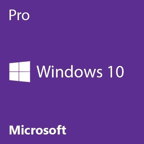 Microsoft Windows 10 Pro - operating systems  (DSP), (FPP), English DVD)