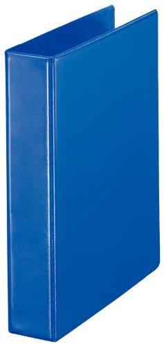 Esselte Essentials Präsentation Binder 4 Ring 6.2 cm blau
