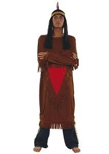 César - Disfraz de indio para hombre, talla única (E957-001)
