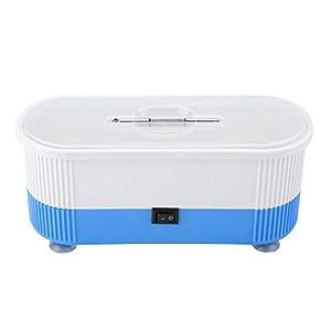 Alucy Ultraschallglas Reinigungsmaschine, Haushaltsglas Reinigungsmaschine, auch für Schmuck, Uhren etc.