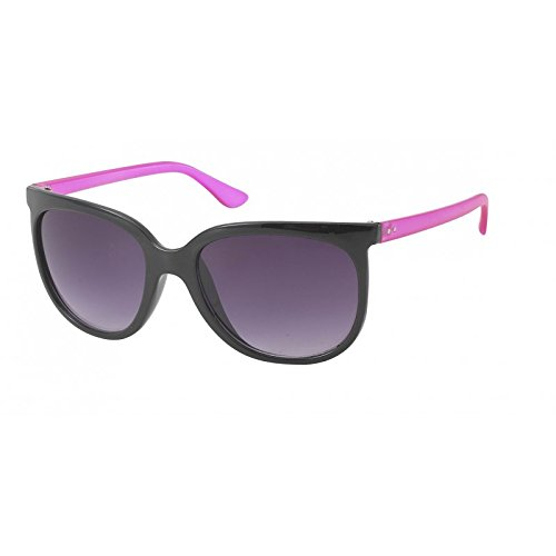 Lunettes de soleil Chic-Net lunettes Hommes de vélo lunettes teintées 400UV motif à carreaux Noir Argent Brown AoZlVi