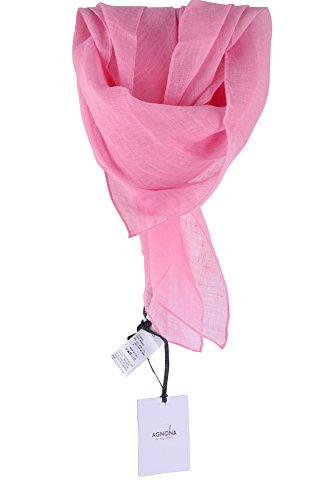 agnona-bufanda-rosado-lino-70cm-x70cm