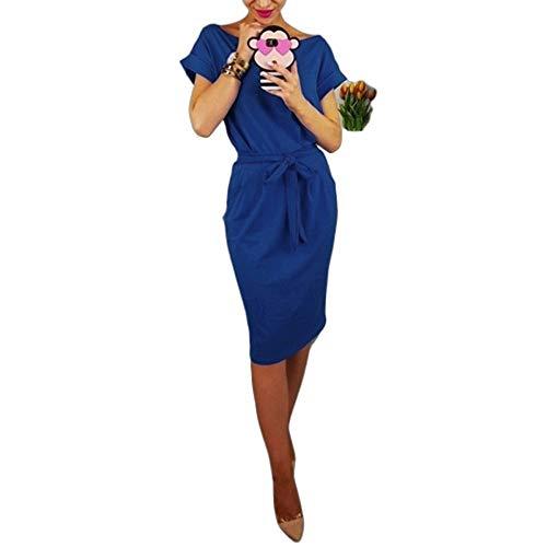 FeiXing158 O Neck Dress Robe Femme-in Kleider von