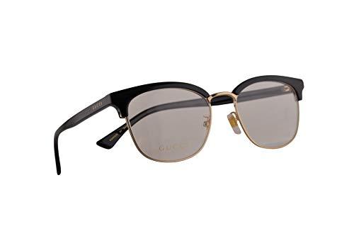 Gucci GG0409OK Brillen 53-18-145 Schwarz Mit Demonstrationsgläsern 001 GG 0409OK