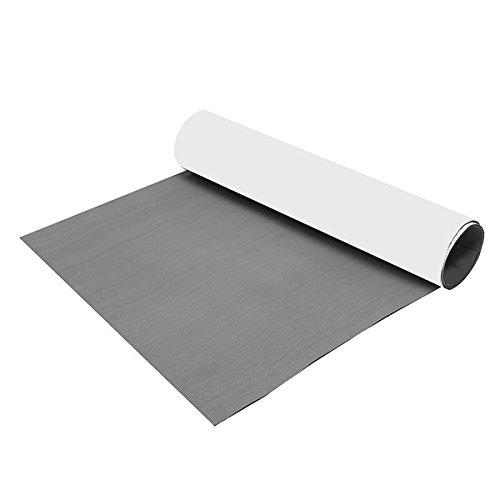 Eva-schaum Grau (ExcLent 2400X1200Mm Grau Eva Schaum 5/6Mm Boot Bodenbelag Faux Teak Decking Blatt Pad - 5mm)