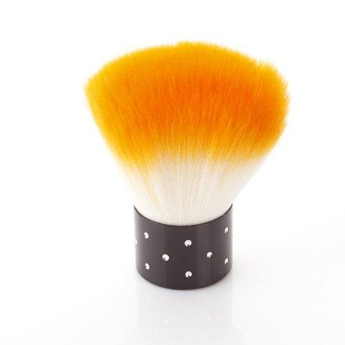 nail-art-dust-brush-cosmetic-cheek-make-up-cleaner-new-orange-bs-30-orange-by-uniqstore