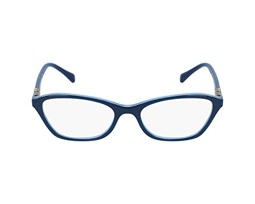 VOGUE Optical Frames Frame TOP BLUEE GREY/OPAL BLUEE WITH DEMO LENS