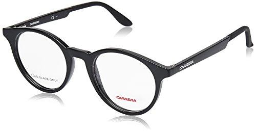 Carrera Full Rim Round Unisex Spectacle Frame - (CA5544 D28 4820|48) image