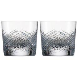 Zwiesel 1872 Hommage Cométe Whiskyglas, Glas, transparent, 19.4 x 17.1 x 9.5 cm, 2-Einhei