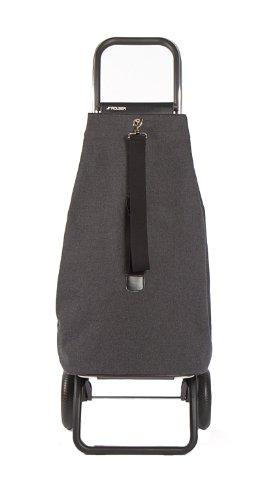 ROLSER Einkaufsroller LOGIC RG / ECOMAKU, MAK001, 41 x 32 x 105,5 cm, 52 Liter, 40 kg Tragkraft, carbon