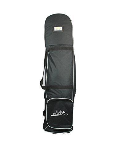 Black Diamond Golf Leichte Reisetasche mit Rollen - Travelbag -