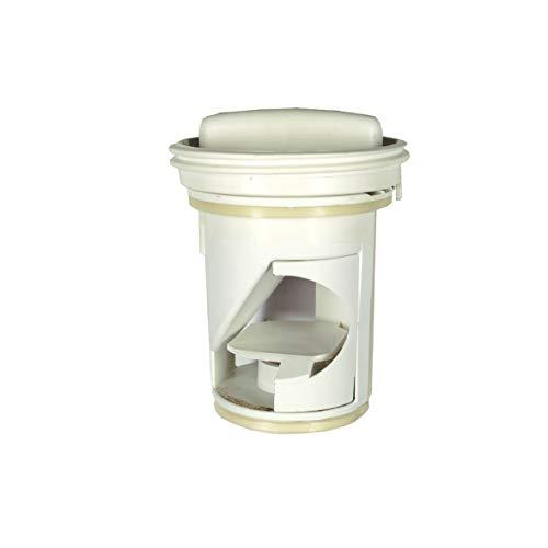 Flusensieb Filter Einsatz Waschmaschine Bauknecht 481248058105