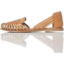 FIND Sandales Fermées Femme
