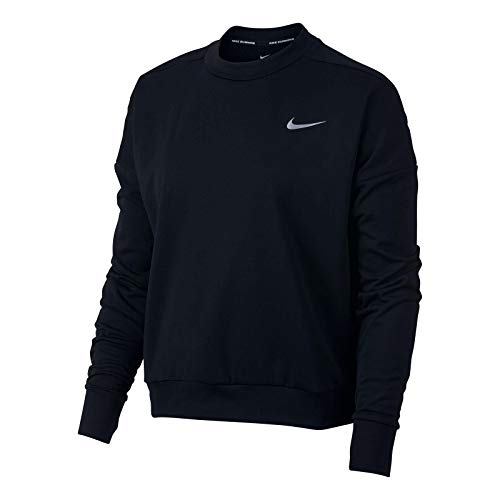 Nike Women's Therma Sphere Element Running Top (Womens Sleeve Shirt Long Nike)