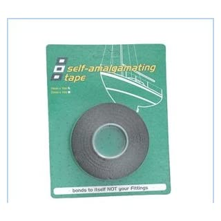Admiral Tapes, Exit Tape Self Amalgamating Tape 19 mm x 5 m Black, 56181