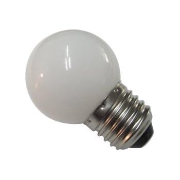 mini ampoule led de 0 8w culot e27 blanc chaud luminaires et eclairage. Black Bedroom Furniture Sets. Home Design Ideas