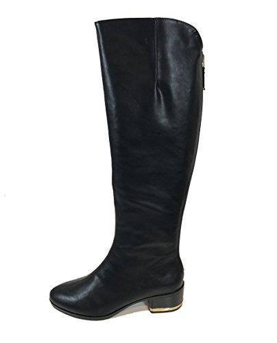 zara-damen-flacher-stiefel-mit-verzierung-am-absatz-6054-101-35-eu-5-us-2-uk