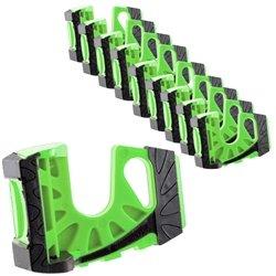 Wedge-It 10-pack Tür, grün Prestige-stopper