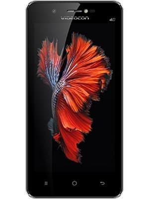 Videocon Graphite V45ED 4G VoLTE Android Smartphone-Rose Gold image