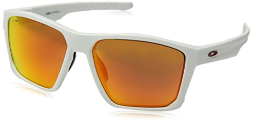 Oakley Herren Sonnenbrille Targetline 939703, Weiß (Blanco), 58