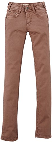 Cimarron - Cassis, Jeans da bambine e ragazze, Marrone(marron (walnut)), taglia produttore: 8 ans