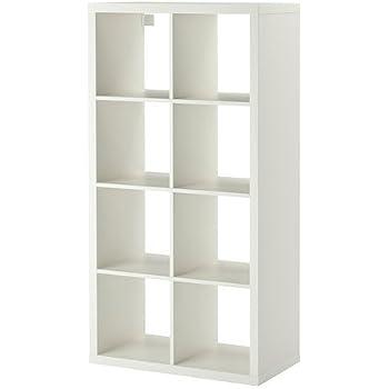 ikea tag re kallax blanc cuisine maison. Black Bedroom Furniture Sets. Home Design Ideas