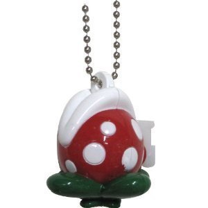 Nintendo Super Mario Bros Wii Light Up Mascot SWing~Piranha Plant