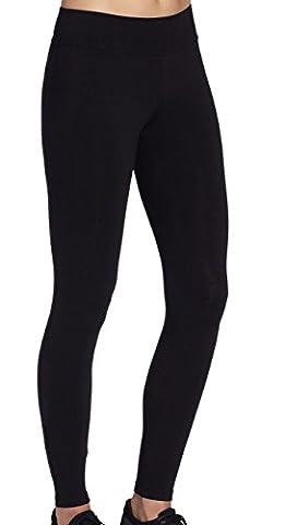 Legging Yoga - Legging Noir femme sport pantalons filles Elastique,Taille