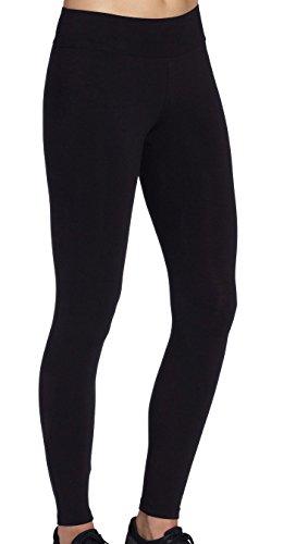 Damen-baumwoll-mischung (Leggings hosen damen Schwarz Hosen Laufen hose joggings hose slim fit,GroBe M)