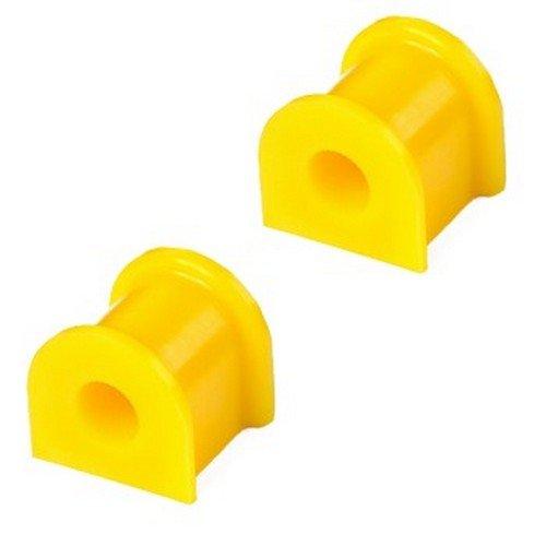 Preisvergleich Produktbild Satz von 2 Stück PU Buchse, 1-01-797-2 Vordere Aufhängung, Stabilisator Will Vs, Allex, Fielder, Corolla Runx, Corolla, ID 18 mm