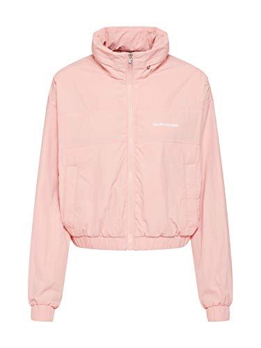 Calvin Klein Jeans Damen Übergangsjacke rosa XS -