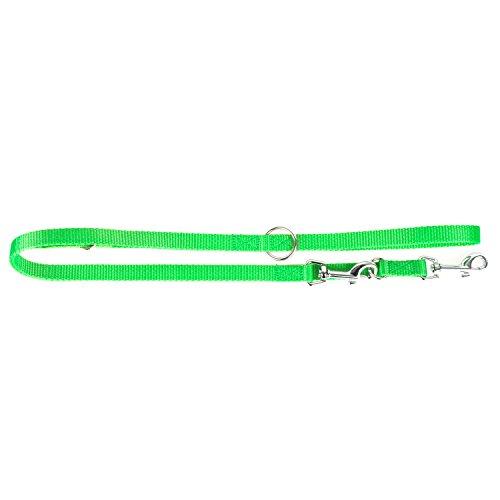 Führleine Robust Neongrün 300cm