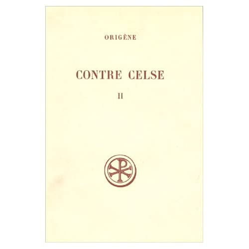 Contre Celse, tome 2
