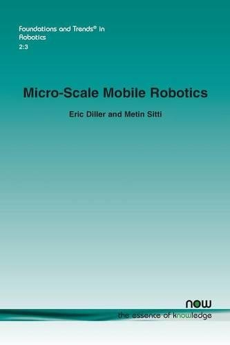 Micro-Scale Mobile Robotics (Foundations and Trends (R) in Robotics)