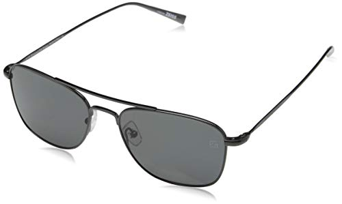 Ermenegildo zegna sonnenbrille ez0032 occhiali da sole, grigio (grau), 54.0 uomo