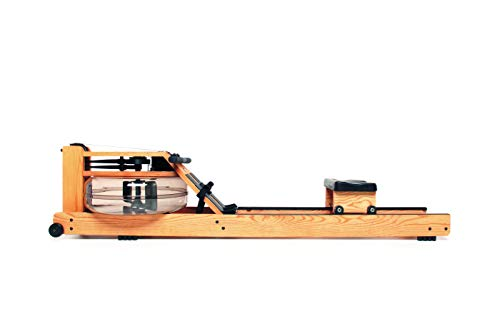 WaterRower - Vogatore in Frassino con Monitor S4, 210 x 56 x 53 cm