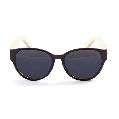 Ocean Sunglasses - cool - lunettes de soleil en Bambou - Monture : Bambou - Verres : Fumée (51000.1)