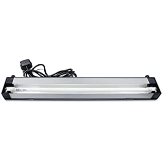 Arcadia Slimline Luminaire 24w-Including Reflector and D3+ T5 Uv Tube 310ZBvqsSJL