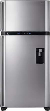 Sharp SJ-PD691SS Autonome A+ Argent - réfrigérateurs-congélateurs (Autonome, Argent, Gauche, 555 L, ST, 39 dB)