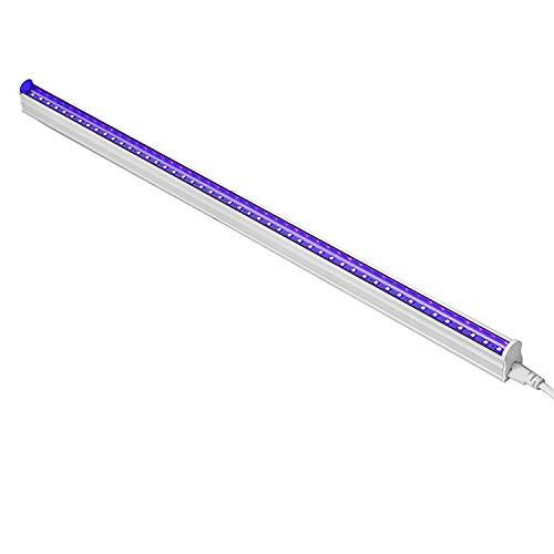 Lampada Luce Vvciic portatile 6W LED UV di fissaggio nero ultravioletto Curing valuta autenticazione Stain Detector