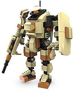 MyBuild Mecha Rahmen Ranger 5010 Sci-Fi Mecha Kit Bauklötze Gebäude Spielzeug Set
