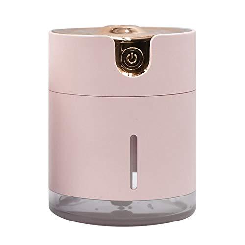 8614f8438a2a Humidificateur de charge Desktop Mini 7 Color Luminous (Color : Pink)