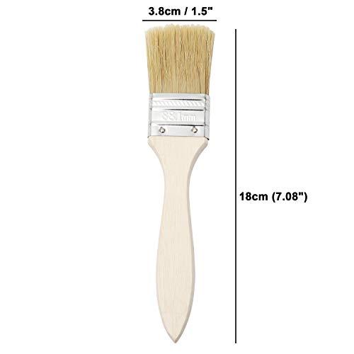 Zoom IMG-1 kurtzy pennelli per vernice confezione
